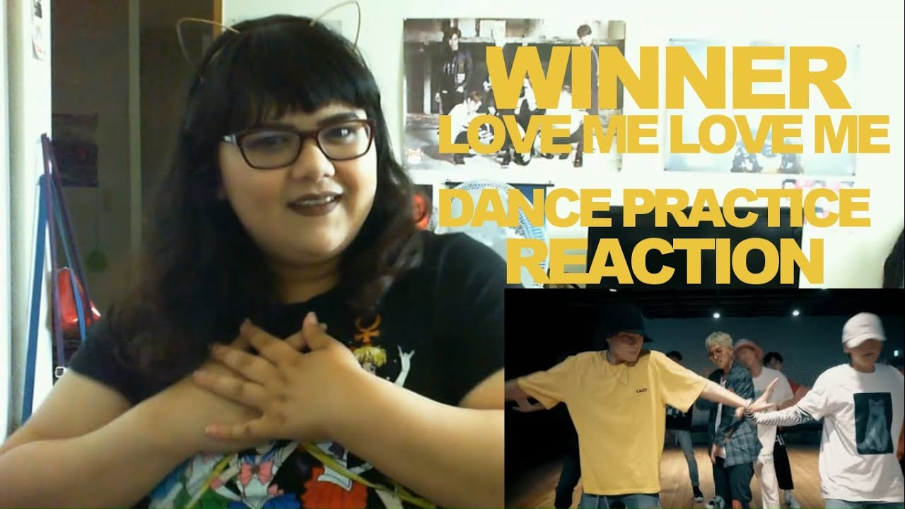 winner dont flirt dance practice video