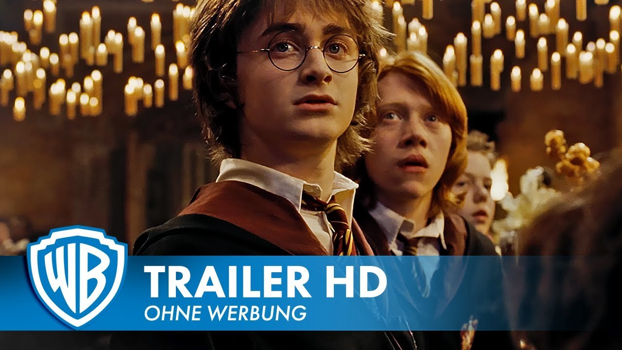 Harry Potter Back To Hogwarts Promotion Trailer Deutsch Hd German 2018 Youtube
