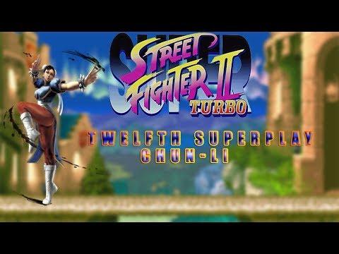 Super Street Fighter II Turbo - Chun-li【TAS】
