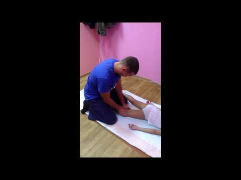 Катя 7 лет  Часть 2 из 3  Юмейхо и Висцеральный массаж
