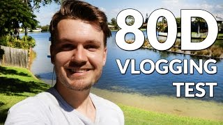 Canon 80D Review - Casey Neistat's New Vlog Camera
