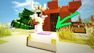 25. Кристалы для порталов!! Путешествие в Ад!! - Сказочные приключения (Minecraft Let's Play)