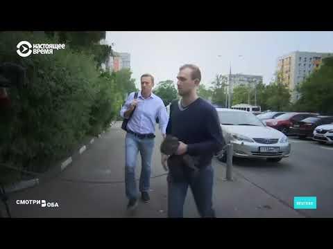 О чем заочно поспорили Навальный, Симоньян и RT