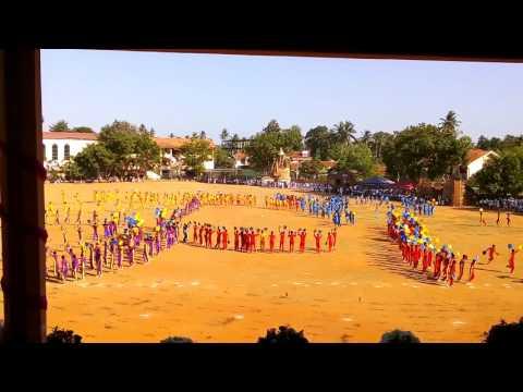 St.Joseph vaz college wennappuwa.....annual inter house sport meet. 2017....(2)