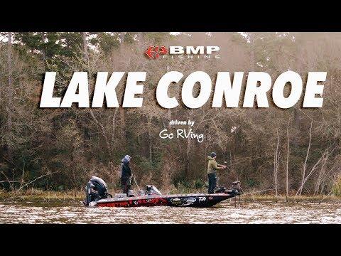 BMP Fishing: The Series   Lake Conroe