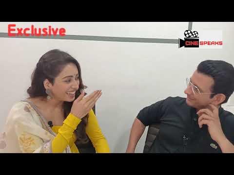 Sharman Joshi and Asha Negi Exclusive on Cinespeaks for Webseries Baarish