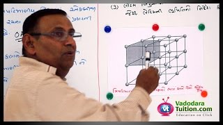 Chemistry Semester-3 Lesson-1 Ghan Avastha 12th Science (HSC / GSEB)