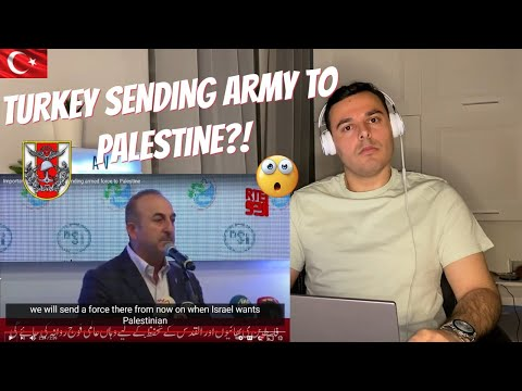 🇹🇷 TURKEY Important statement about sending armed force to Palestine | Italian Reaction