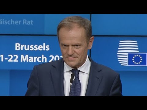 'There's still a lot of space in hell', says Donald Tusk