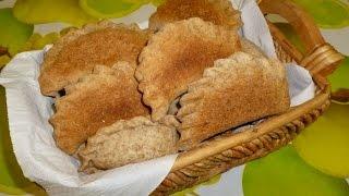 Receta empanada vegana - Recetas de cocina saludable