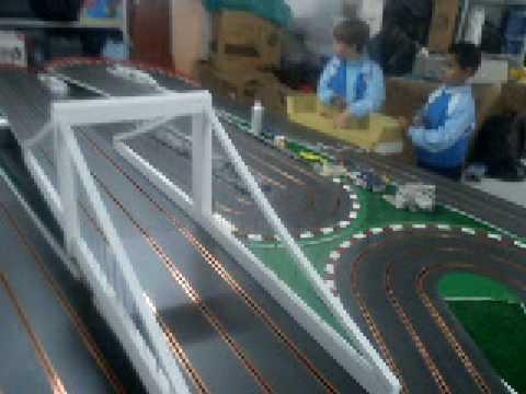 Slot madera circuitos