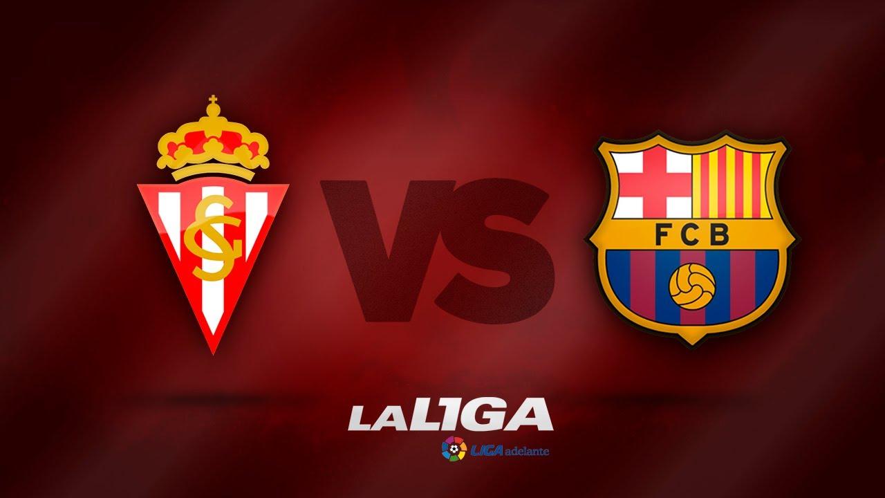 Prediksi Skor Sporting Gijon Vs Barcelona 18 Februari 2016 Liga Spanyol