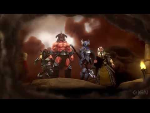 Gauntlet - Gameplay Trailer