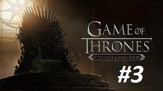 Прохождение Game Of Thrones Эпизод 3 Меч во тьме