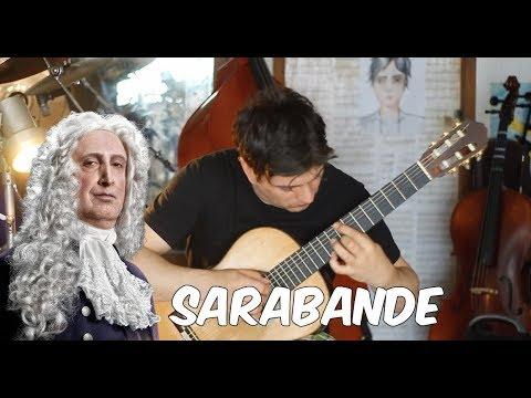 Sarabande y Variaziones  Fabio Lima G F Haendel