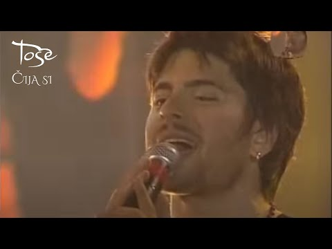 Tose Proeski - Cija si - (LIVE) - (2006)