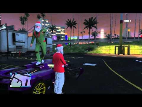 Смотреть GTA:5 онлайн -