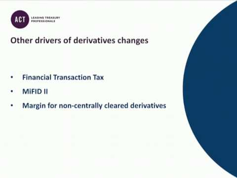 European OTC derivative regulation -- implications for non-financial companies