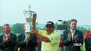 2007 U.S. Open Highlights