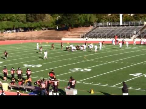 Tylan Vinson # 7 Washington High school Huskies Football Highlights Fremont,Ca.