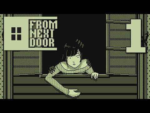 From Next Door - BEHIND THE WINDOW (RPG Maker Horror) Manly Let's Play [ 1 ]