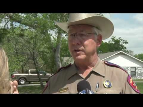 Normangee Police Chief arrested in standoff