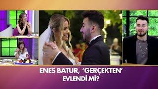 Enes Batur 'gerçekten' evlendi mi? Müge ve Gülşen'le 2. Sayfa