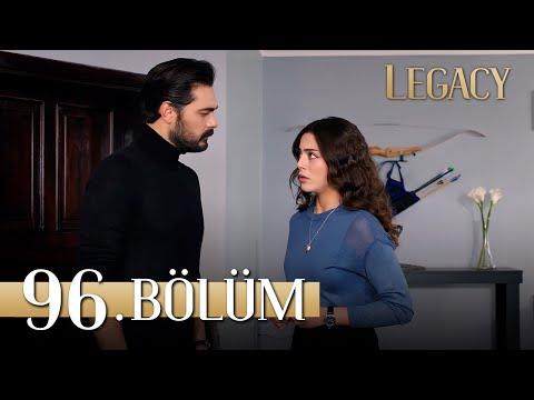 Emanet 96. Bölüm   Legacy Episode 96