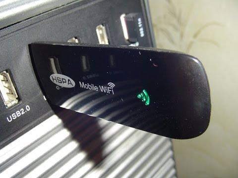Mi-Fi - 3G модем и Wi-Fi роутер в одном устройстве - беспроводной мобильный интернет - обзор