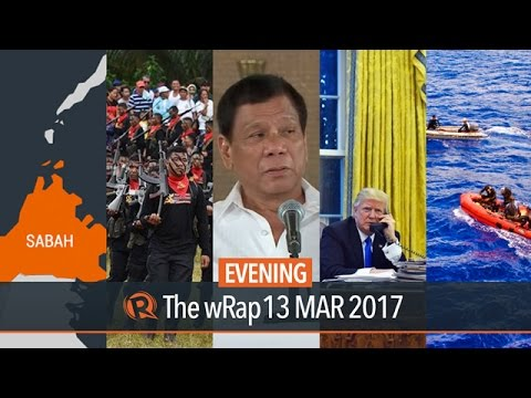 Duterte, peace talks, Benham Rise | Evening wRap