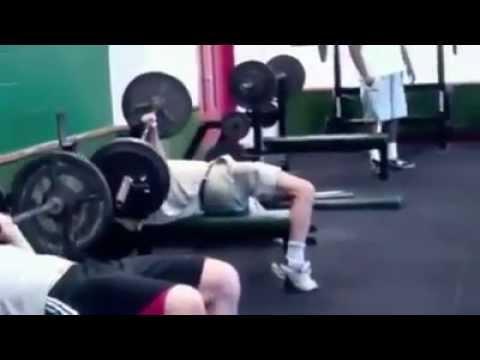 Gym Fail 100% !
