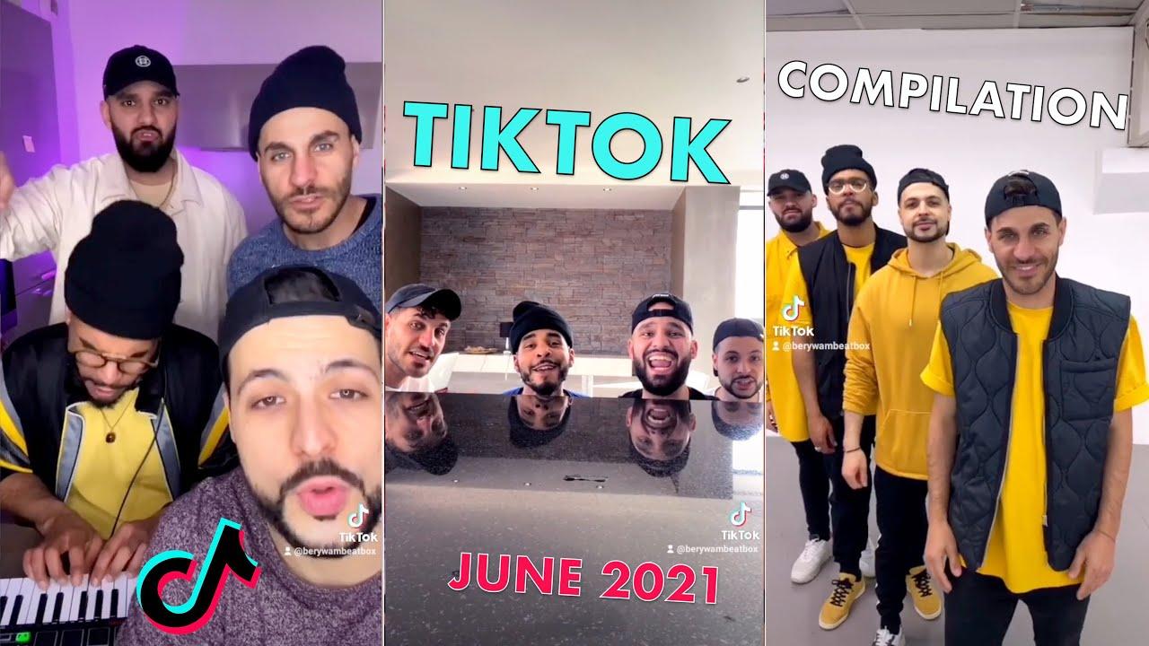 Berywam - TIK TOK Beatbox Compilation June 2021 !