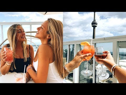 TORONTO DAY 2: shopping, rooftop bar + canadian candy!