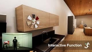 Virtual Reality Showroom Video   36 TECH