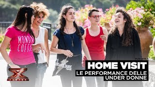 Le performance delle Under Donne | Home Visit