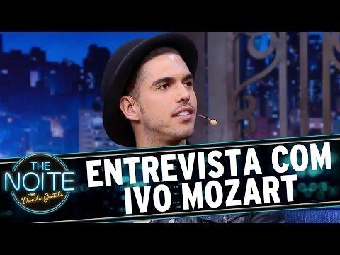 The Noite (25/07/16) - Entrevista com Ivo Mozart