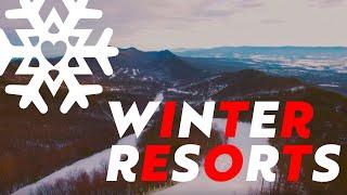 Virginia's Winter Resorts