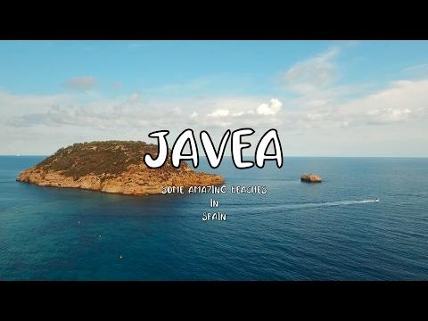 Amazing beaches in Javea, Alicante I Vlog I Traveling Spain