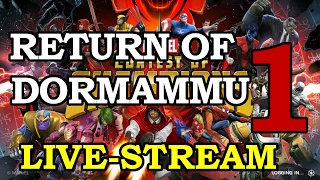Return of Dormammu Part 1   Marvel Contest of Champions Live Stream
