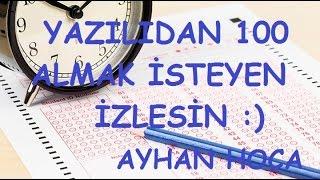 7.SINIF DİKKAT 1.DÖNEM 3.YAZILIDA %99 ÇIKABİLİR !!!! -2
