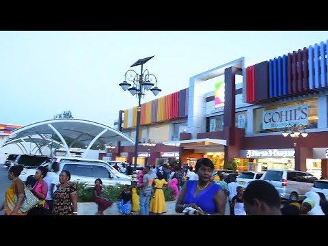 Naambiwa hii ndio Mall kubwa Arusha nzima 'AIM MALL'