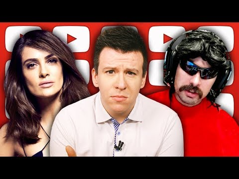 Why People Are Freaking Out About Dr Disrespect's Cheating Scandal, Salma Hayek, and More...