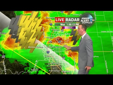 Weather Alert Day: Severe Storms Across The Area
