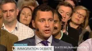 UKIP Steven Woolfe is getting sick of the media spreading lies