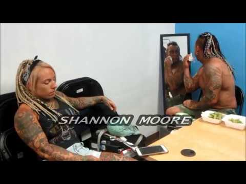 Shannon Moore Backstage After Losing Atomic Championship (9-7-2018