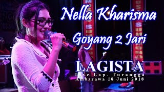 Video Nella Kharisma - Goyang 2 Jari Terbaru Dangdut Koplo( Sandrina )  - LAGISTA Live Ambarawa 2018 download MP3, 3GP, MP4, WEBM, AVI, FLV Juli 2018