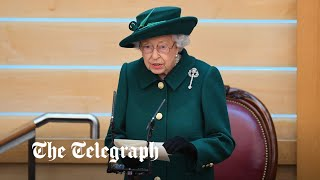 video: Queen recalls 'happy memories' with Prince Philip in Scotland in first remarks since his death