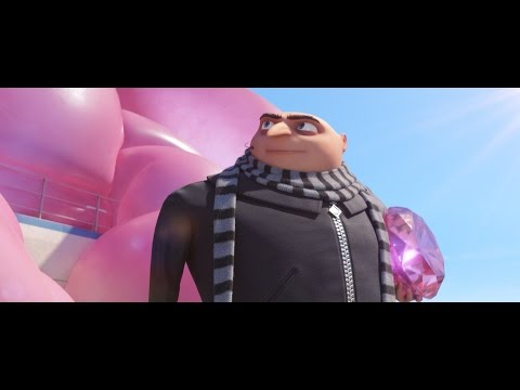 Thumbnail: DESPICABLE ME 3 | Trailer #1