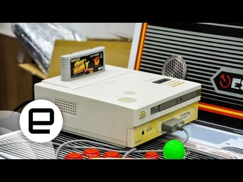 We Turned on the 'Nintendo PlayStation'