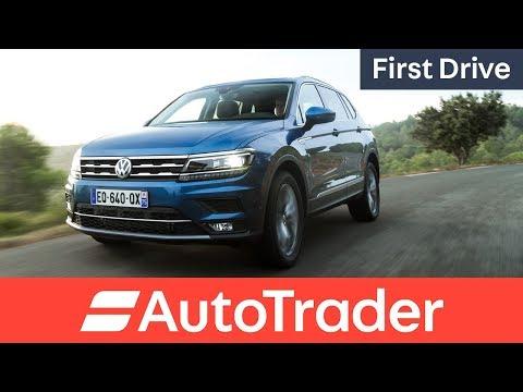 Volkswagen Tiguan Allspace 2018 first drive review